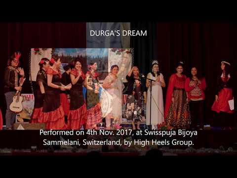 Durga's Dream - performed by High Heels, Nov. 2017