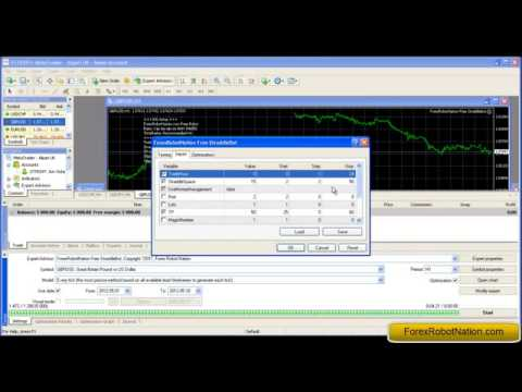 Finding the Best Forex Robot Settings213