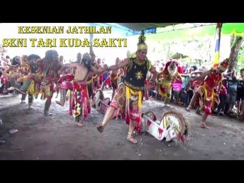 Kesenian Tradisional Jathilan Seni Tari Kuda Sakti (STKS)