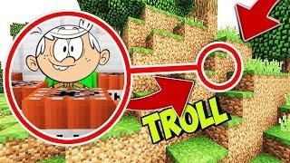 Minecraft : DESTROYING LOUD SECRET BASE! (Ps3/Xbox360/PS4/XboxOne/PE/MCPE)