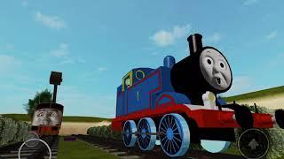 Thomas and the magic Railroad (Roblox) Viaduct Scene