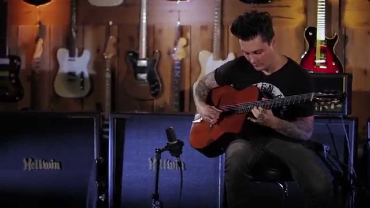 Synyster Gates Guitar Center Master Class Gypsy Jazz Youtube
