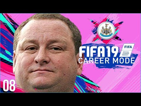 FIFA 19 | Newcastle Career Mode | S4 Ep8 - NEW JANUARY SIGNING!! thumbnail