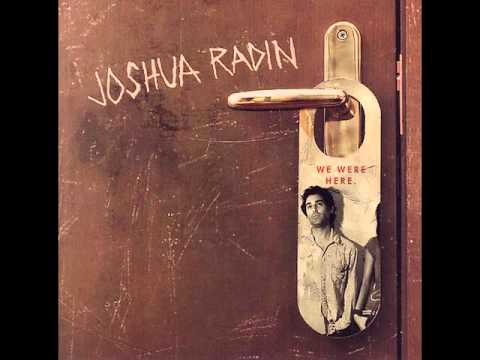 Joshua Radin - Only You (acoustic)