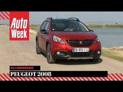 Rij-impressie - Peugeot 2008 - English Subtitled