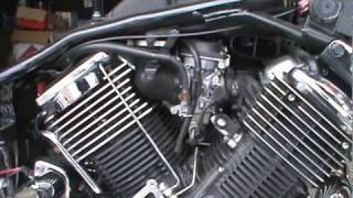 Download Lagu 2008 Yamaha V Star 1100 Hypercharger Install Part 1.mpg mp3