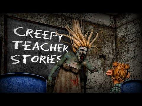 12 True Creepy SCHOOL TEACHER Stories From Reddit