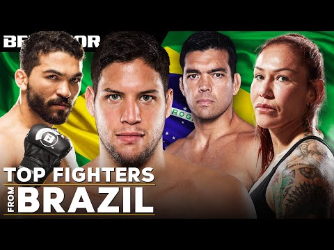TOP Brazilian MMA Fighters | Bellator MMA