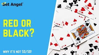 Peter Webb, Bet Angel - How to win a card game of random chance