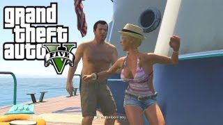 Repeat youtube video GTA V: Atriz Pornô?! Choquei!! l Ep.15