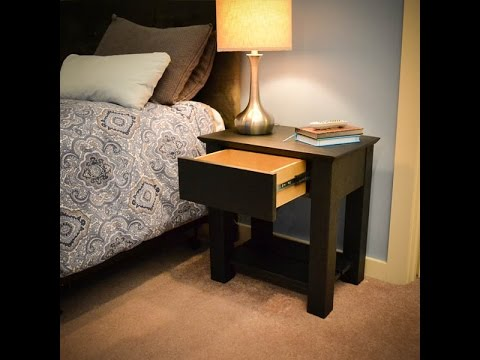 secret compartment nightstand hidden compartment magnetic lock type 2 demo stealth furniture