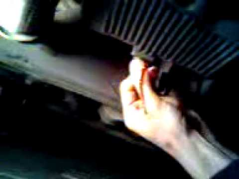 How To Change Your Oil 2004 Chevy Aveo Youtube