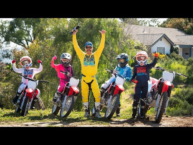 Racer X Films: Learning To Ride Motocross with David Pingree