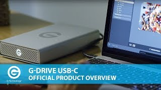 G-DRIVE USB-C | Official Product Overview