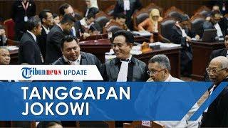 Gambar cover Tanggapan Jokowi soal Sidang Sengketa Hasil Pilpres 2019 yang Digelar MK