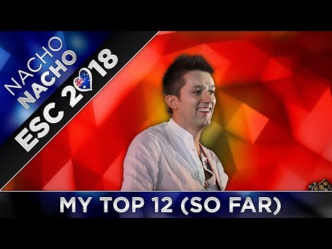Eurovision 2018 | TOP 12 - FROM AUSTRALIA (So Far) + 🇲🇪