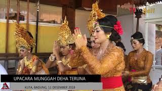 Upacara Menek Kelih di Kuta (TVNe Bali)