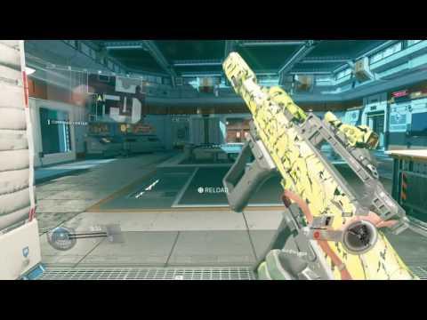 Infinite Warfare R3K Neon Tiger Camouflage First Person #1: hqdefault