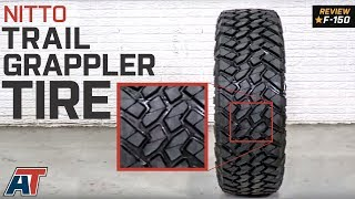 1999-2018 F150 NITTO Trail Grappler Tire (Available From 31