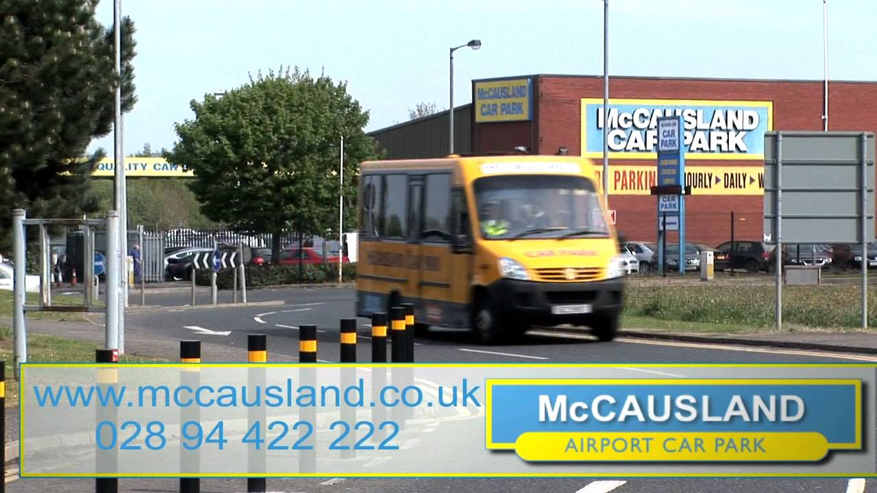 Mccausland Car Parking Belfast International