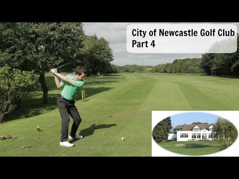 Course Vlog: City of Newcastle Golf Club - Part 4
