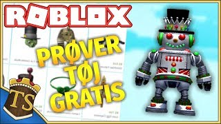 FREE STUFF in the ROBLOX CATALOG! -Catalog Heaven | Danish Roblox