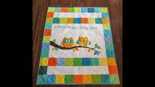 awesome 18 Baby Quilt Ideas
