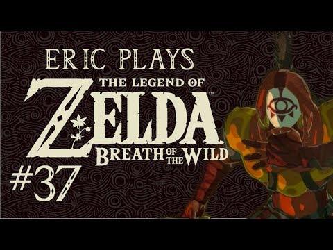 "ERIC PLAYS The Legend of Zelda: Breath of the Wild #37 ""Yiga Massacre"""