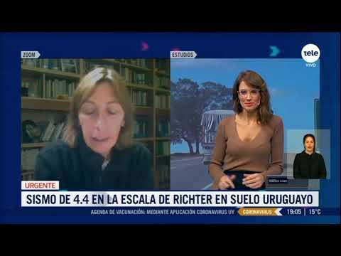 Sismo en Uruguay: este sábado en Florida es el más importante desde que hay registro.