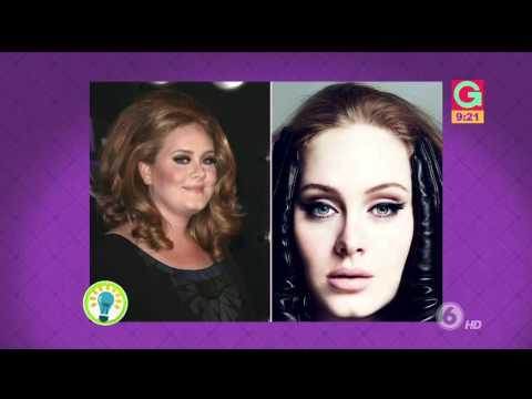 La dieta milagrosa de la cantante Adele