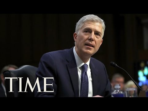 Senate Floor Debate: Judge Neil Gorsuch's Supreme Court Nomination | TIME