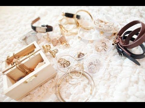 My Most Worn / Favorite Jewelry ♥