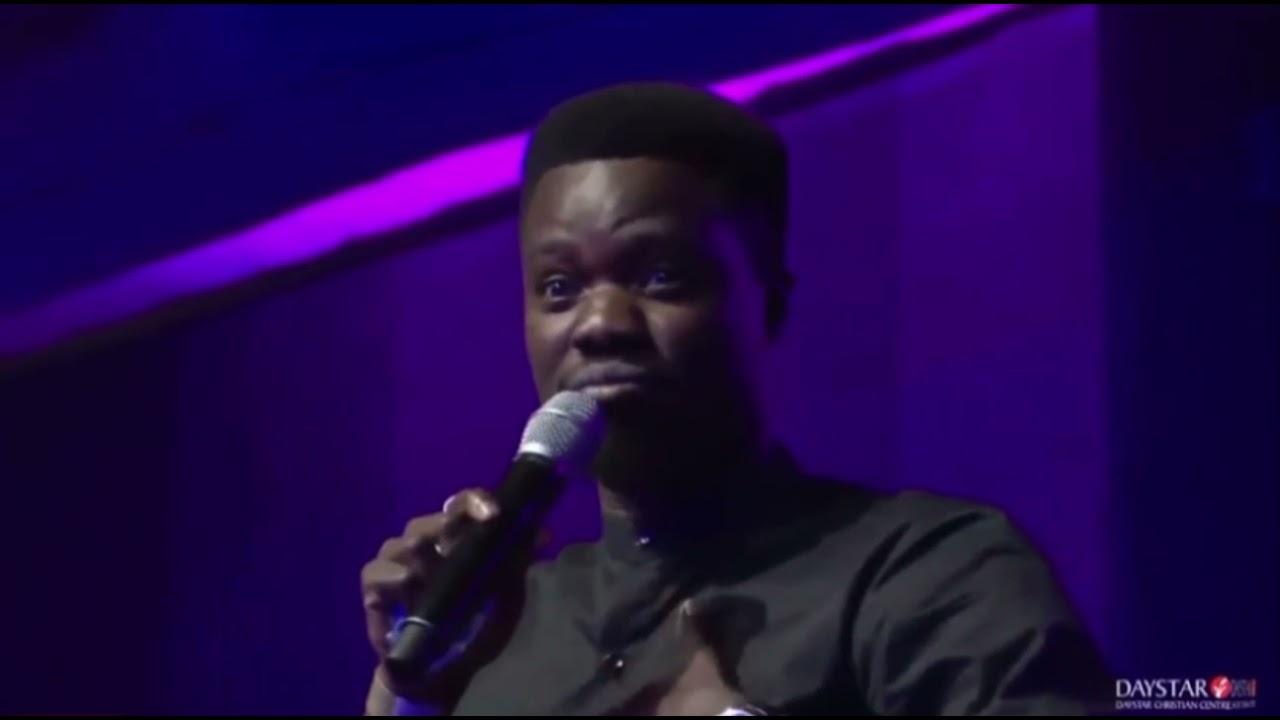 Download Unbound Daystar Starhub comedy by Damola