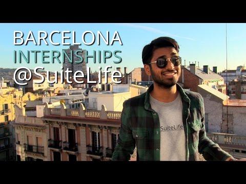 Barcelona Internships @ SuiteLife Real Estate