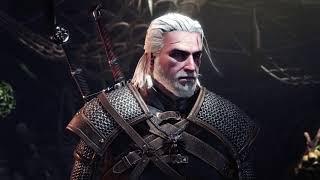 Geralt of Riva joins the Monster Hunt?! - Monster Hunter World DLC