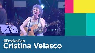 Cristina Velasco en la Fiesta Nacional de la Chaya 2020   Festival País
