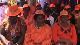 Raila aikashifu Jubilee kwa kuwahadaa Wakenya kuhusu maendeleo, Kakamega