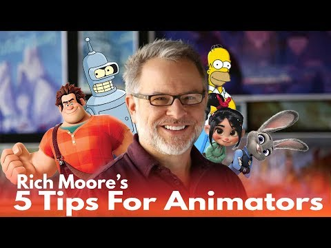 Wreck-it Ralph 2 Director Rich Moore's 5 Rules for Animators Mp3