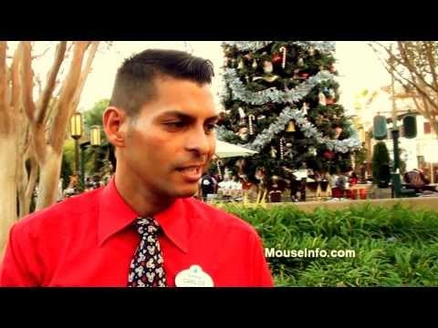 Holidays at the Disneyland Resort, Carlos Martinez interview about Viva Navidad