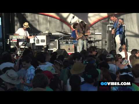 """Dopapod Performs """"We Are Not Alone"""" into POTUSA's """"Peaches"""" at Gathering of the Vibes 2012"""