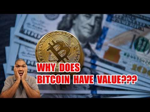 Why Do Bitcoin & Crypto Currencies Such As Ethereum Have Value???