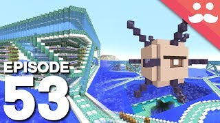 Hermitcraft 5: Episode 53 - Pranks, MOB FARMS and Designs!
