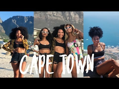 Travel Vlog: Cape Town South Africa