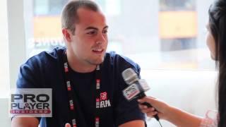 Landry Jones QB Pittsburgh Steelers -NFLPA Rookie Premiere