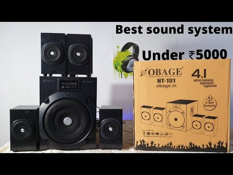 Best Home Theater To Buy Under 5000 🔥
