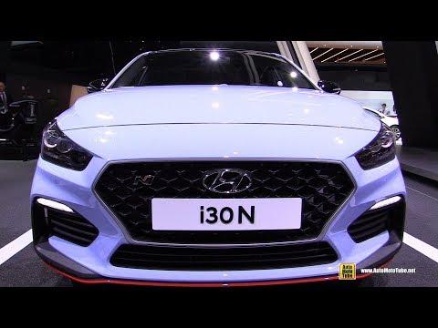 2018 Hyundai i30 N Exterior and Interior Walkaround Debut at 2017 Frankfurt Auto Show