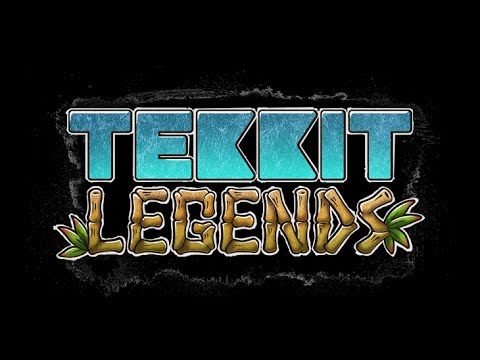 [MINECRAFT]ET_CHARLIE Tekkit Legends ep 6 物資缺乏QAQ