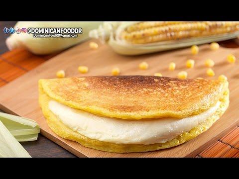Receta – Cachapas Venezolanas (Como hacerlas fácil y ricas)