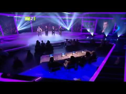 Westlife - I'm Already There - The X-Factor Results 2007