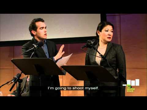 "Brian d'Arcy James & Jennifer Lim - Excerpt from ""Chinglish"""